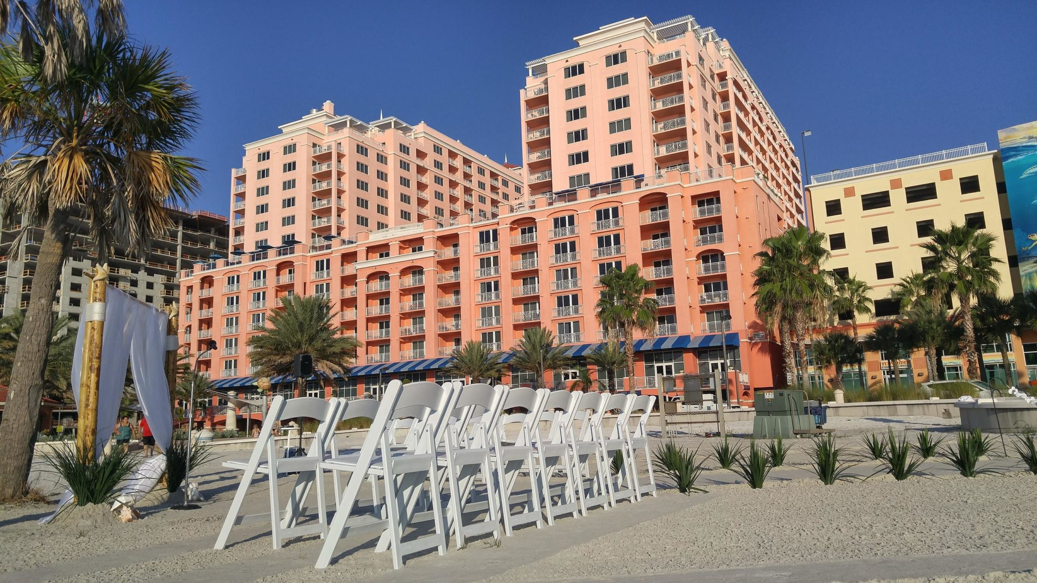 Hyatt Regency Resort, Clearwater Beach, Resort Wedding