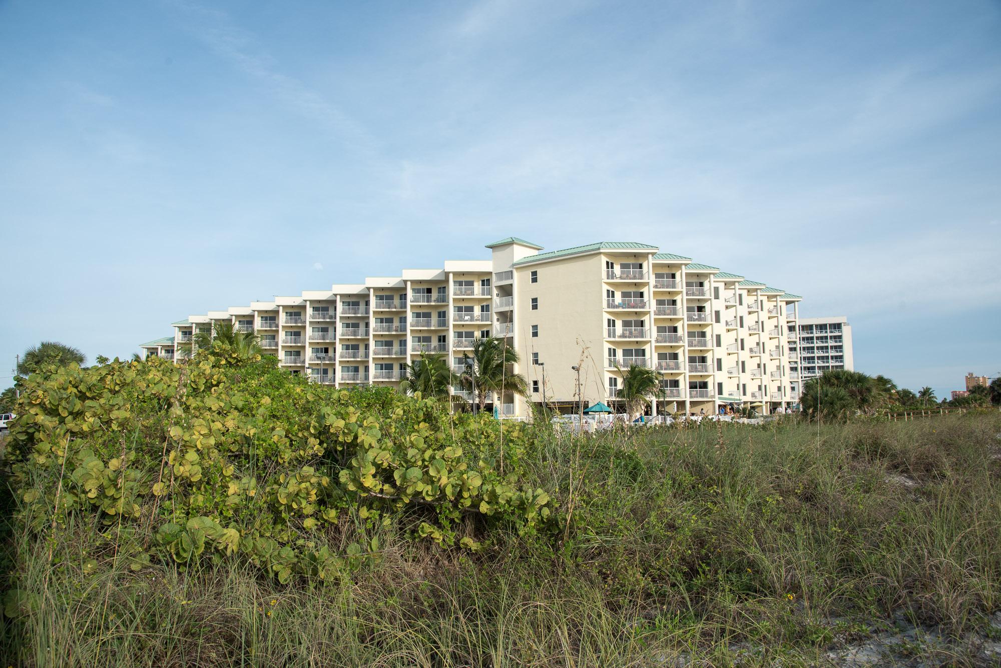 Sunset Vistas Beachfront Suites Treasure Island