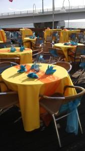 Tiki Reception, Central / South Beach Restaurants