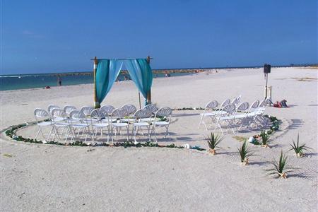 Sand Key Beach Park Weddings Wedding Florida