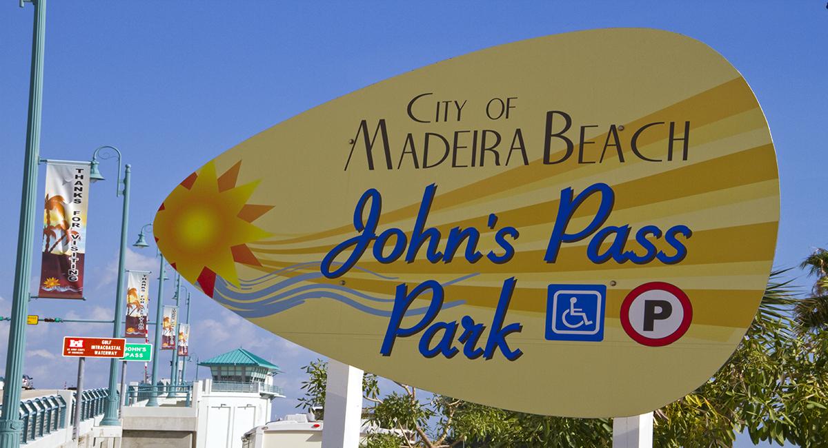 Madeira beach weddings weddings on a whim florida for John s pass fishing