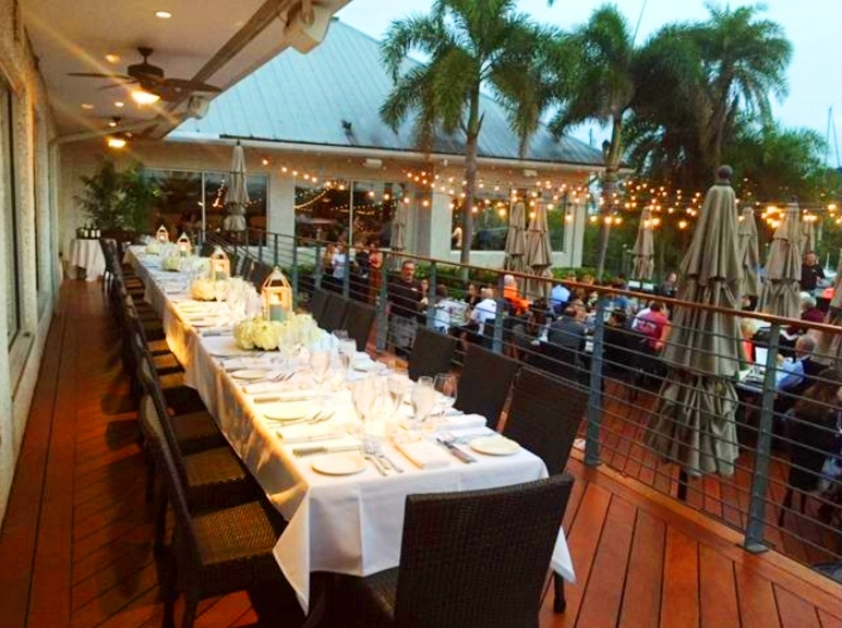 Wedding Reception, Restaurant Reception, Reception Planning, Waterfront Reception, Clearwater Beach Restaurants
