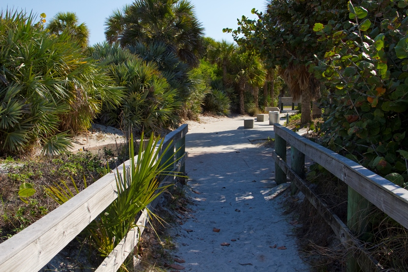 Indian Shores Beach, Tiki Gardens Weddings, Indian Shores, Florida