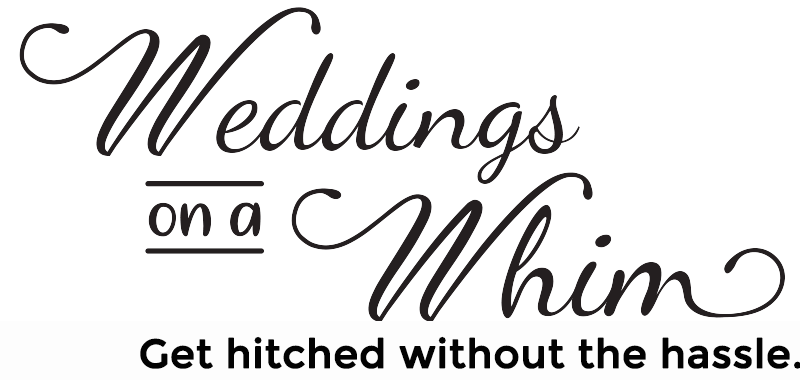 Weddings On A Whim